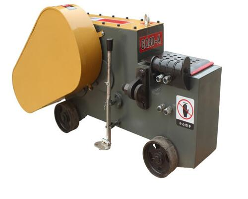 GQ40A Iron rod cutting machine