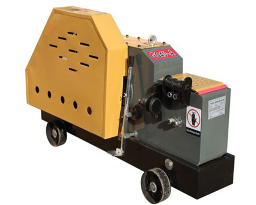 GQ40A-2 Bar cutter