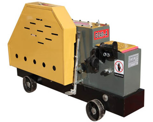 GQ40D-2 Iron rod cutting machine