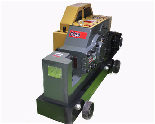 GQ50 Rebar cutting machine