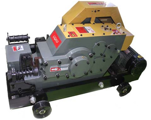 GQ60 Iron rod cutting machine