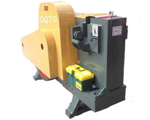 GQ70 Rebar cutting machine