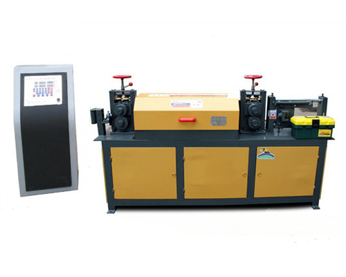 GTQ4-12 Wire straightening and cutting machine